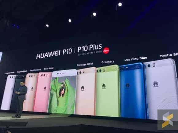 Huawei P10 Lineup Malaysia KK 1
