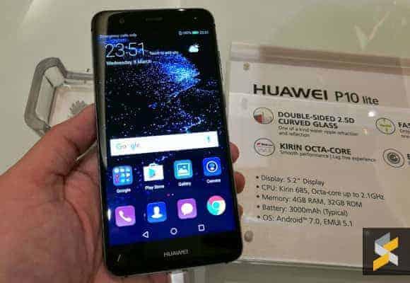 Huawei P10 Lineup Malaysia KK 2