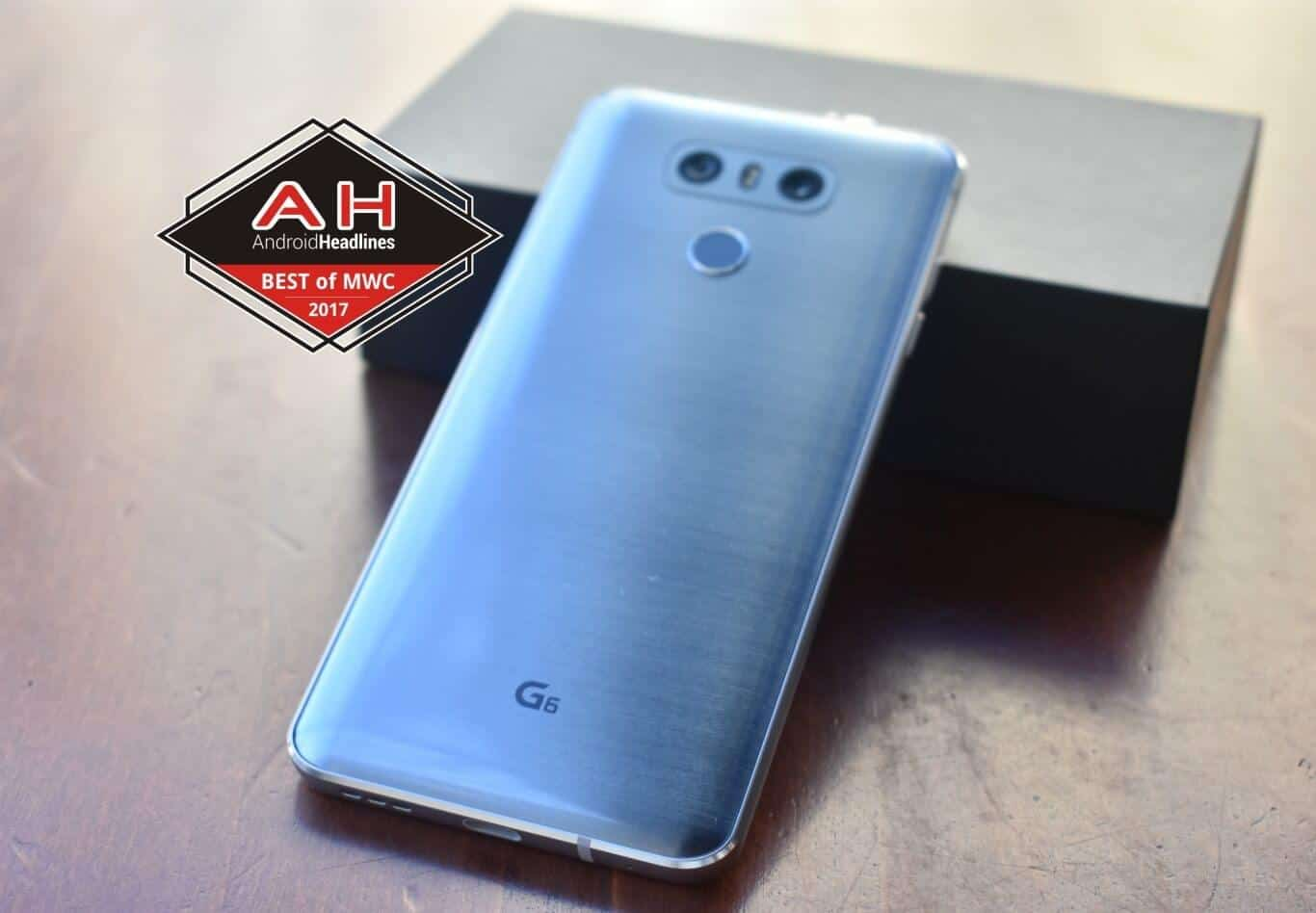 LG G6 Best of MWC 2017 1