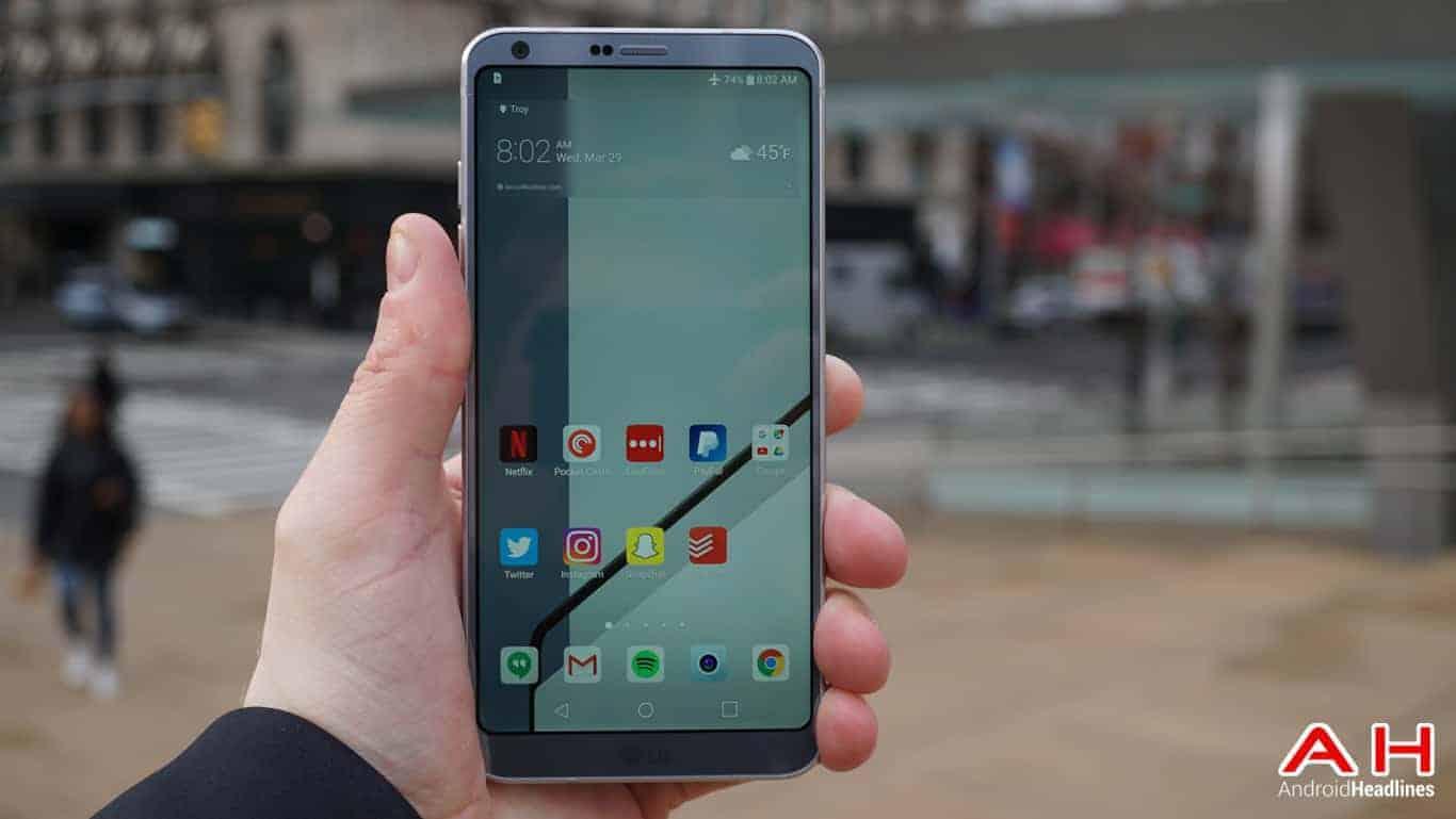 LG G6 Review AM AH 26