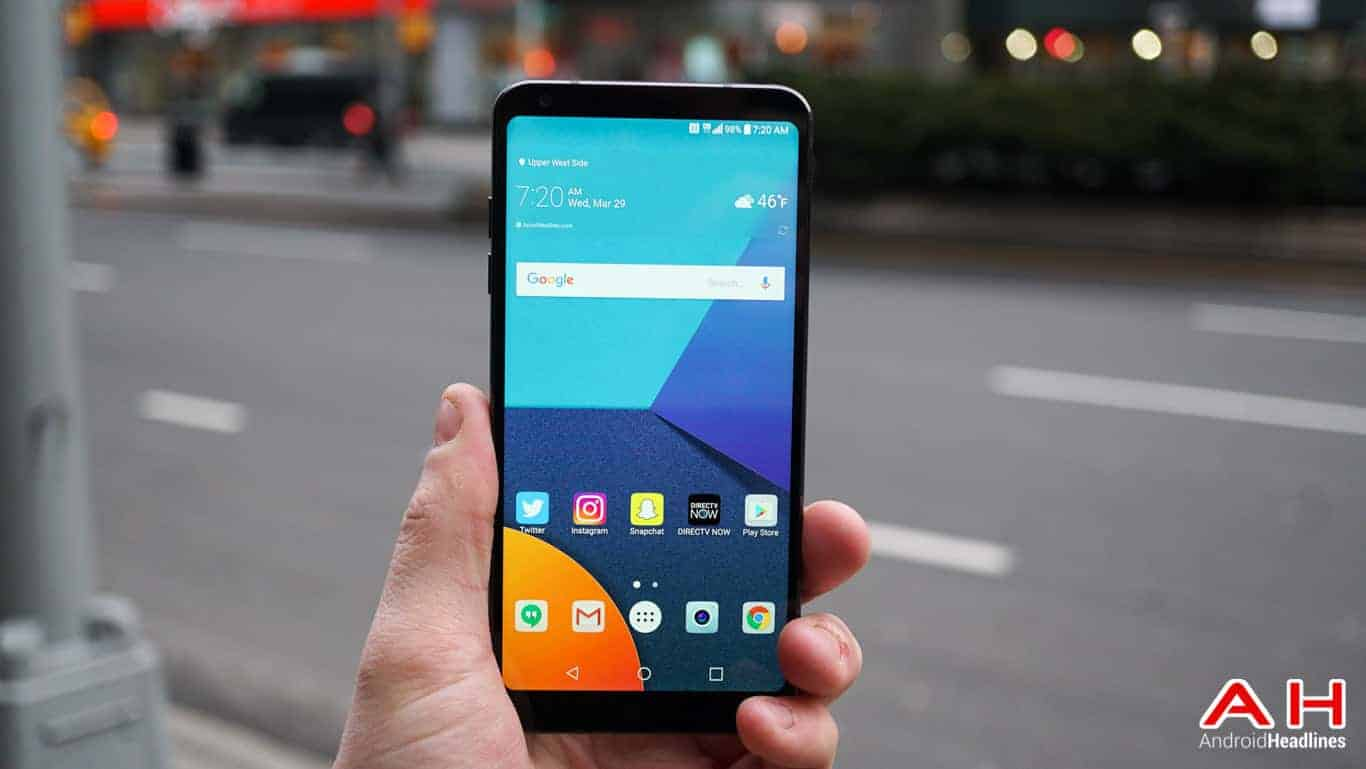 T Mobile Updates LG G6 To Android 80 Oreo After 16 Months