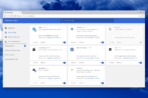 Material Design Chrome Extensions page