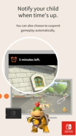 Nintendo Switch Parental Controls Screenshot 2