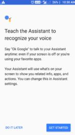 OnePlus 3 Google Assistant 2