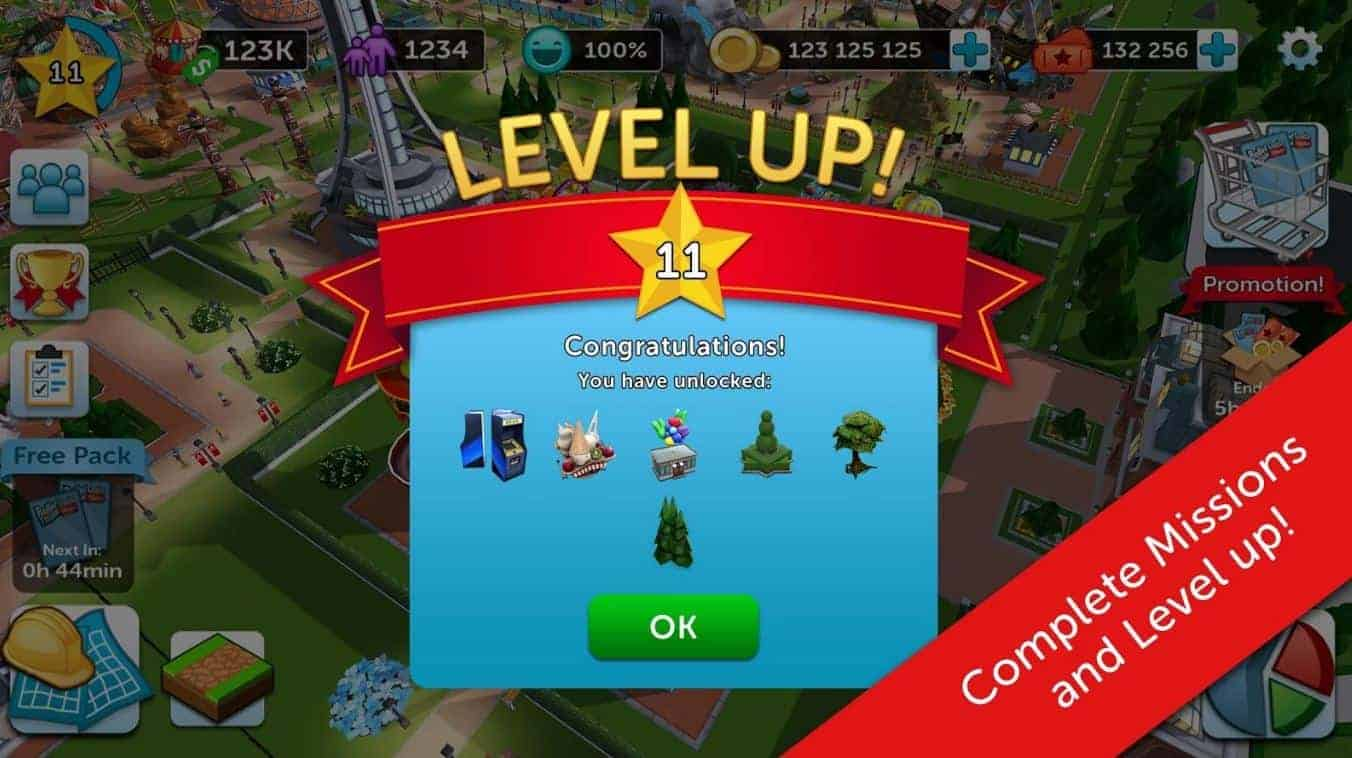 Rollercoaster Tycoon Touch 5
