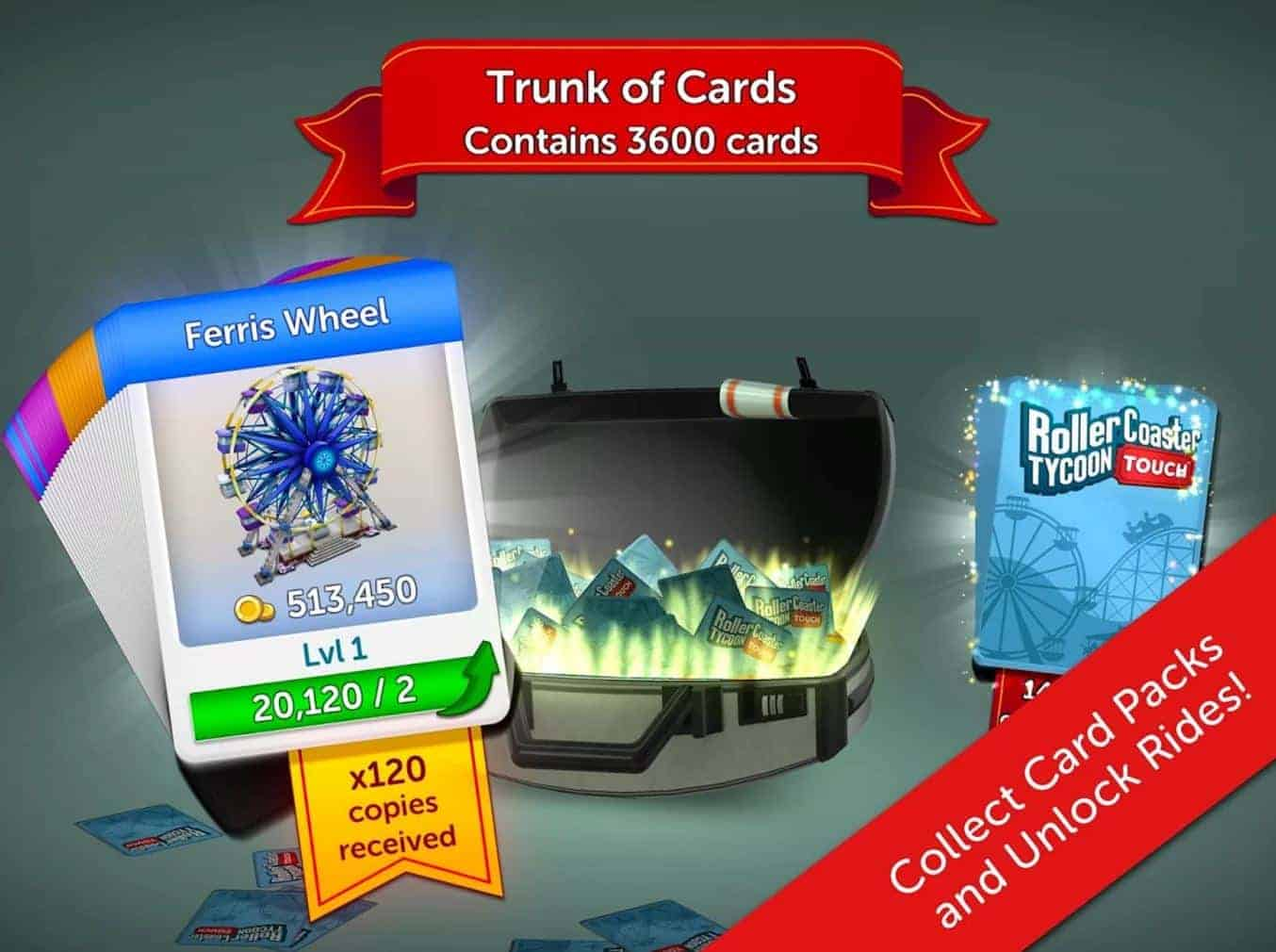 Rollercoaster Tycoon Touch 9