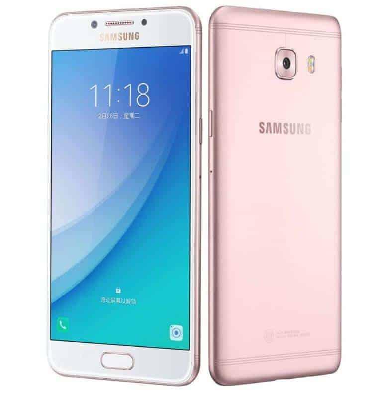 Samsung Galaxy C5 Pro 11
