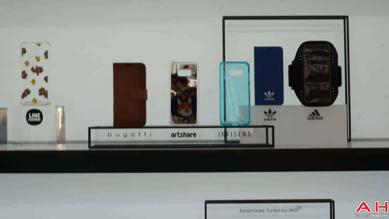 Samsung Galaxy S8 Accessories Hands On 2017 AH 3
