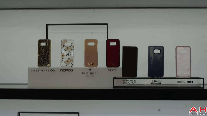 Samsung Galaxy S8 Accessories Hands On 2017 AH 5