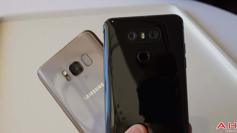 Samsung Galaxy S8 LG G6 AH 4