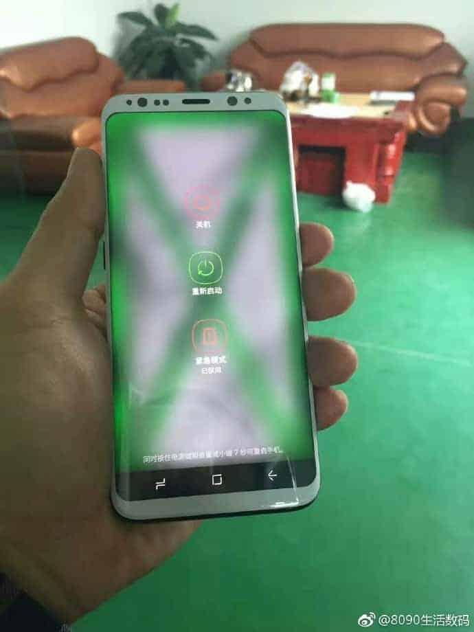 Samsung Galaxy S8 Leaked 1
