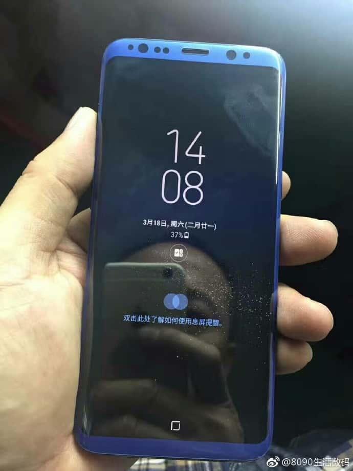 Samsung Galaxy S8 Leaked 2