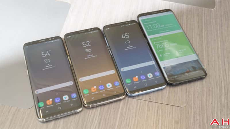Samsung Galaxy S8 News And Information