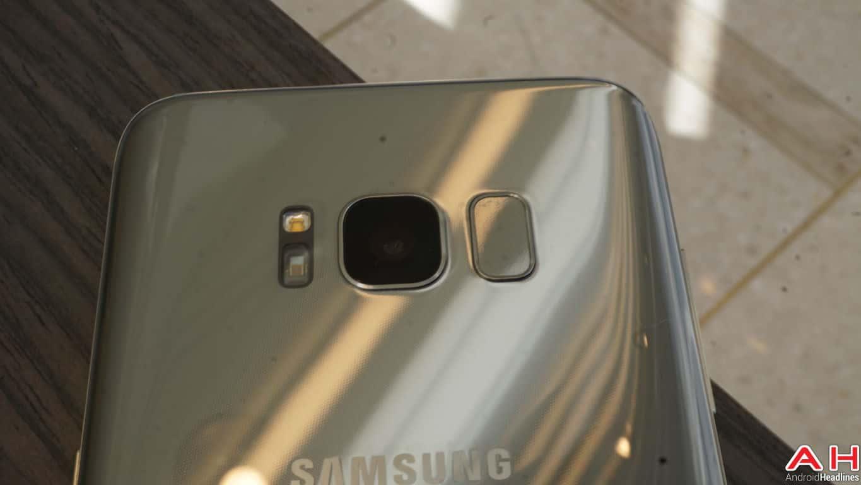 Samsung Galaxy S8 S8 Plus Hands On AH 146