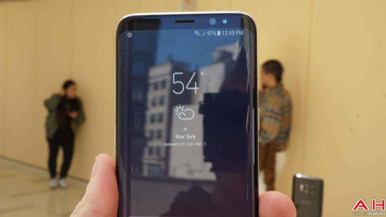 Samsung Galaxy S8 S8 Plus Hands On AH 149