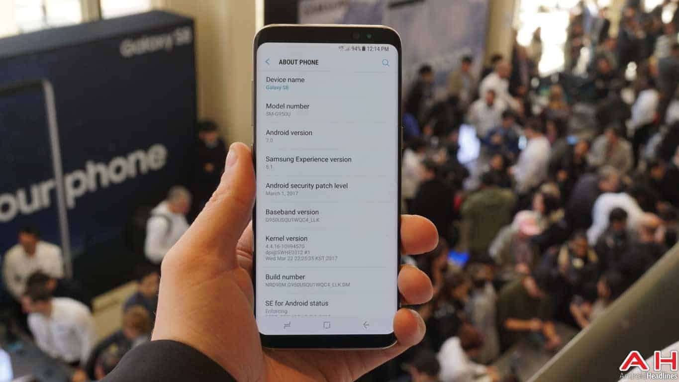 Samsung Galaxy S8 S8 Plus Hands On AH 26