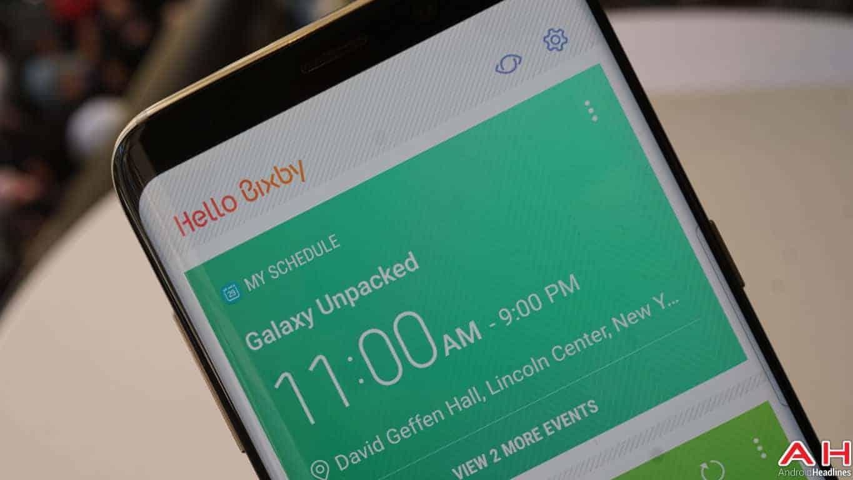 Samsung Galaxy S8 S8 Plus Hands On AH 34