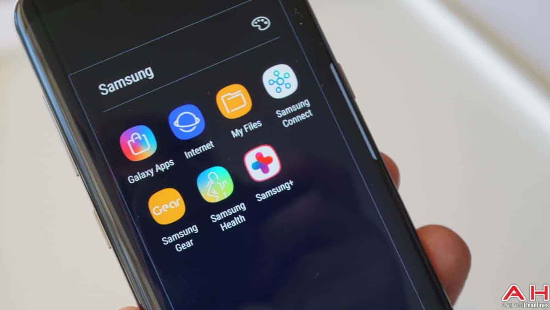 Samsung Galaxy S8 S8 Plus Hands On AH 37