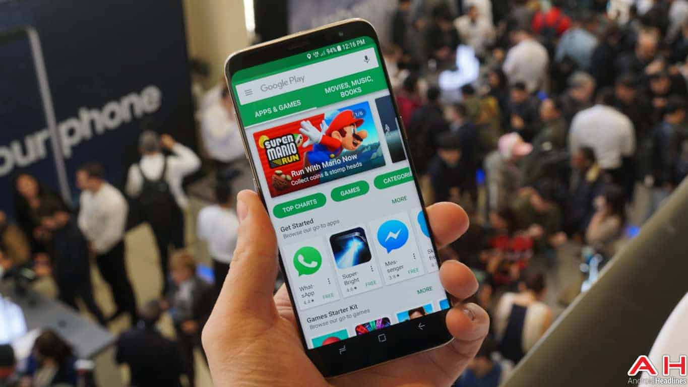 Samsung Galaxy S8 S8 Plus Hands On AH 39