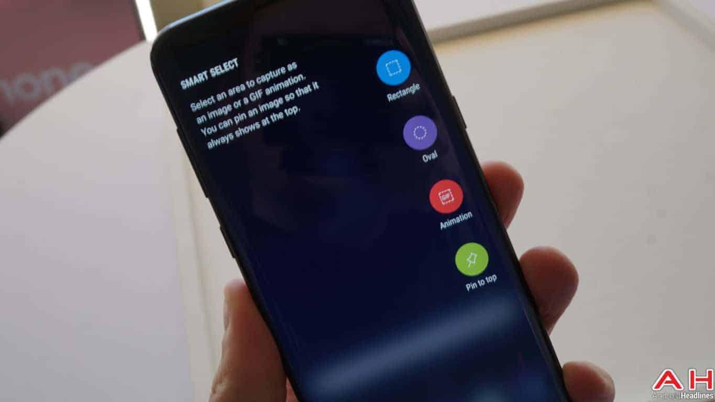 Samsung Galaxy S8 S8 Plus Hands On AH 83