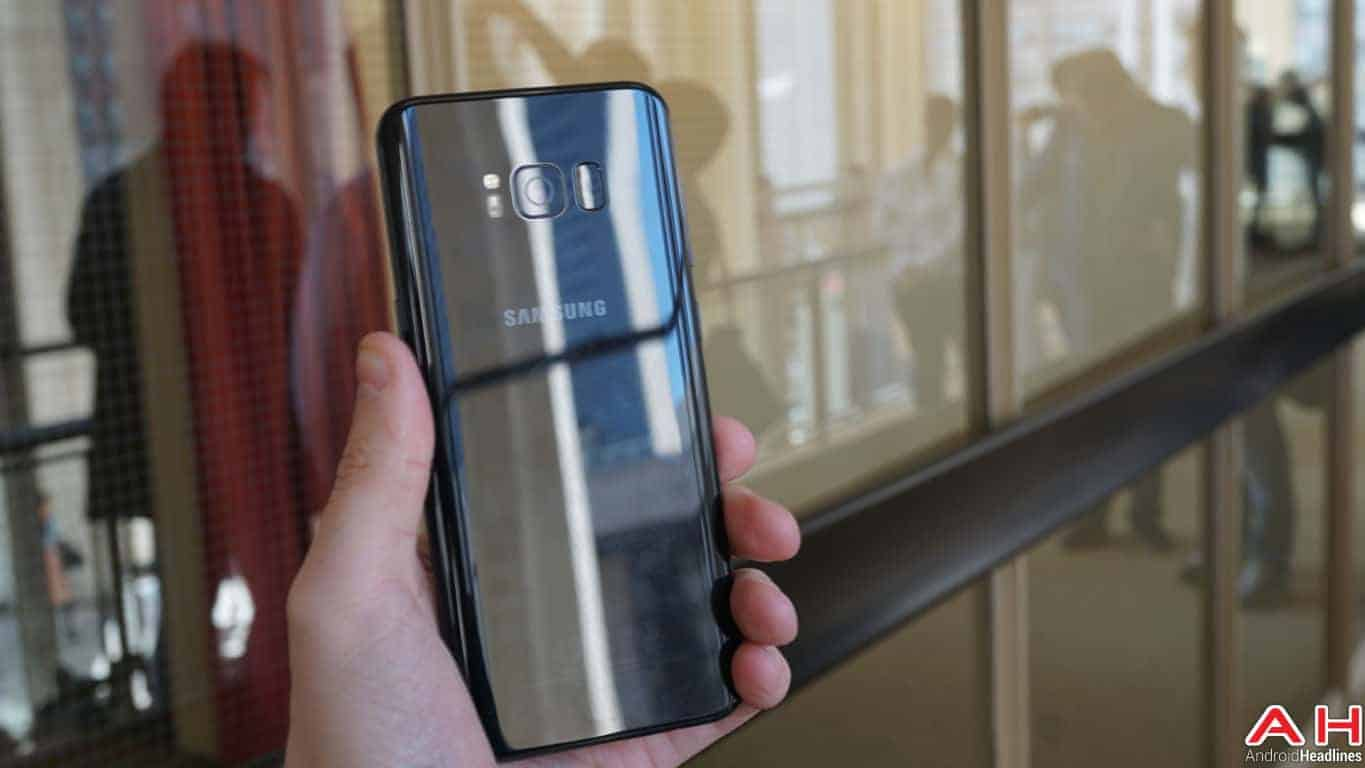 Samsung Galaxy S8 S8 Plus Hands On AH 86
