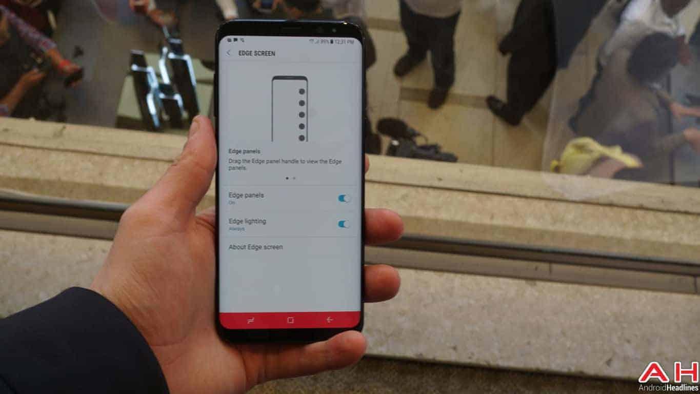Samsung Galaxy S8 S8 Plus Hands On AH 98