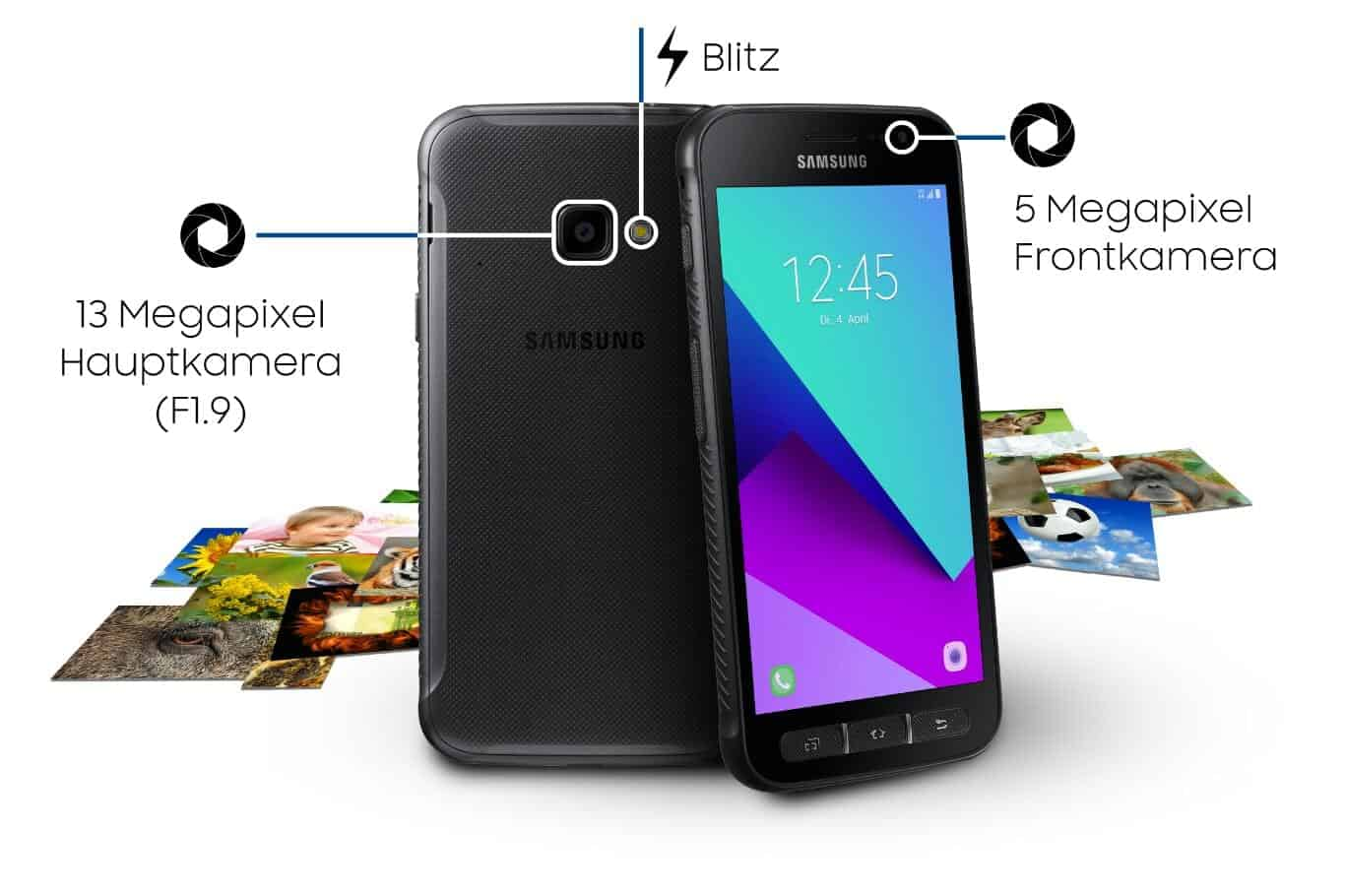 Samsung Galaxy Xcover 4 4