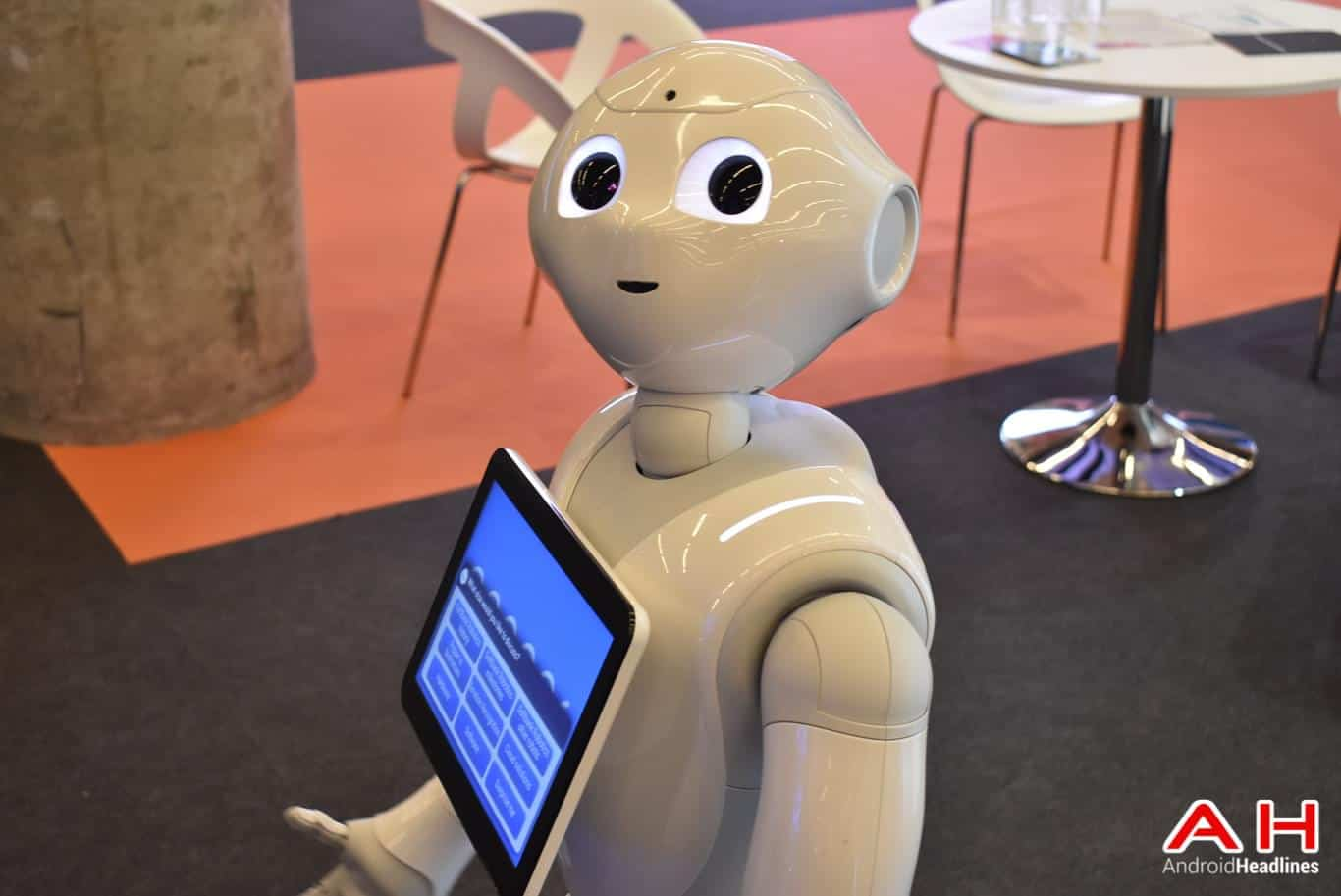 SoftBank Pepper Robot AH 10