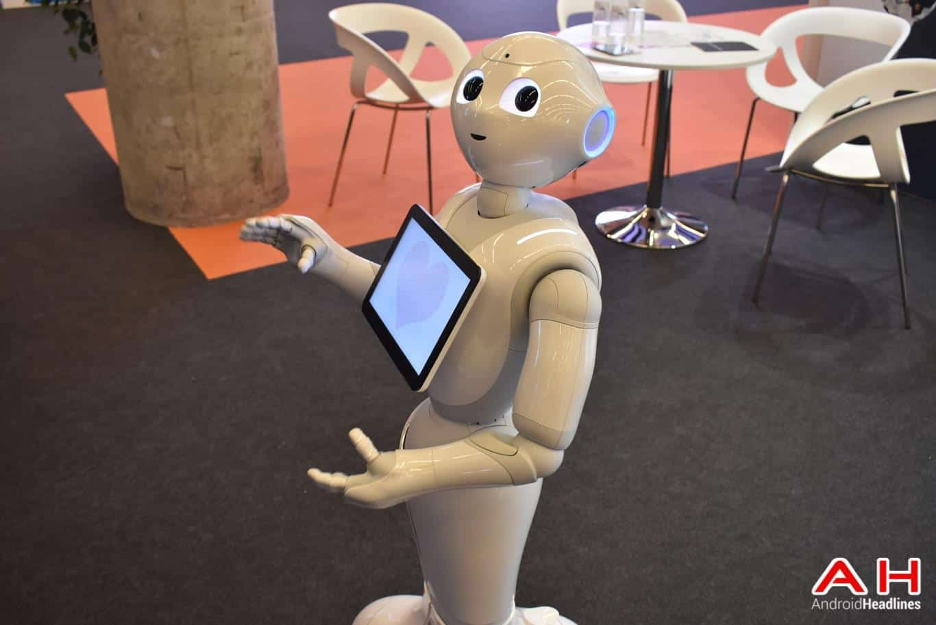 SoftBank Pepper Robot AH 11