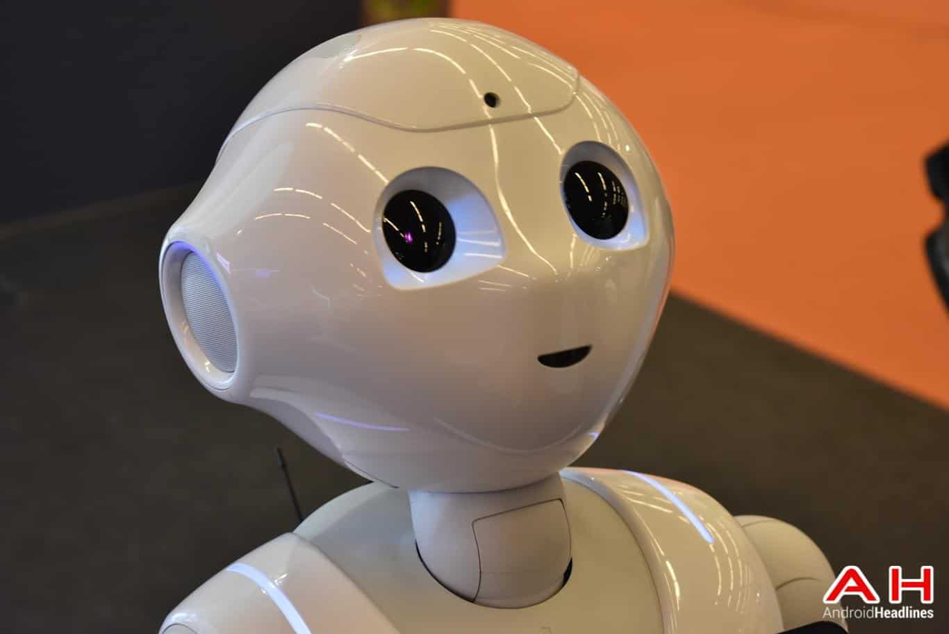 SoftBank Pepper Robot AH 12