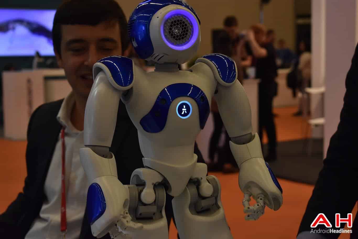 SoftBank Pepper Robot AH 14