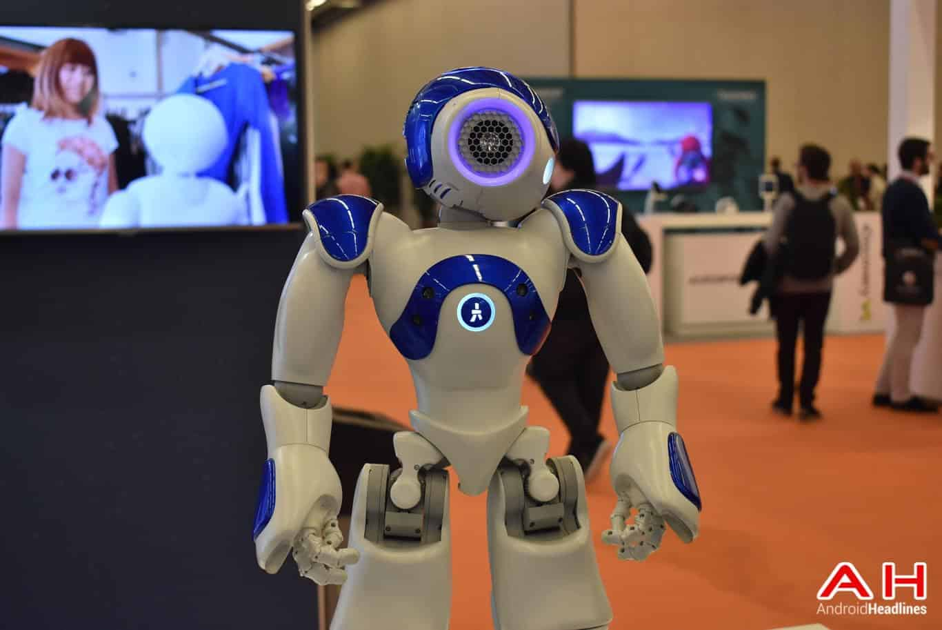 SoftBank Pepper Robot AH 15