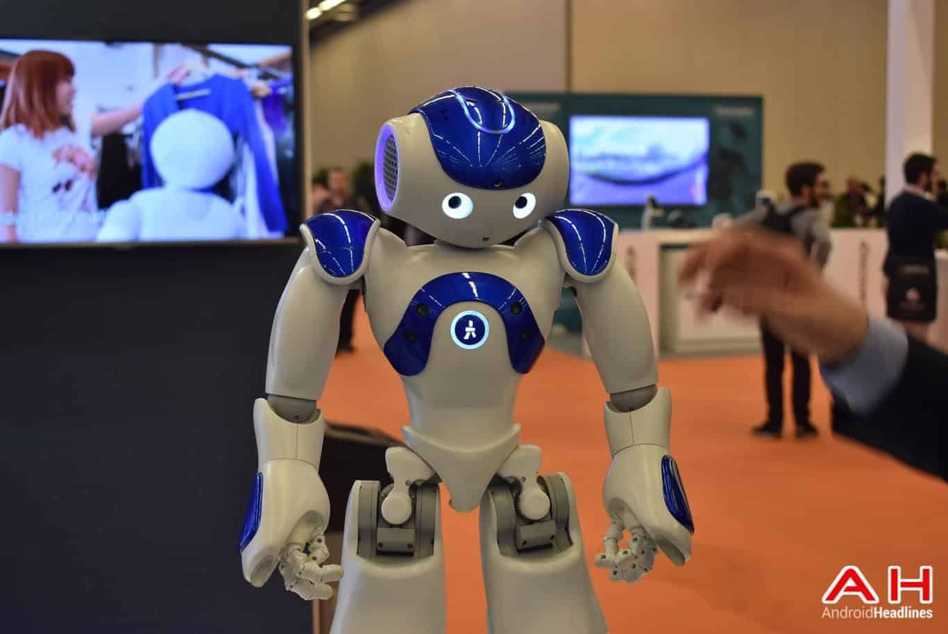 SoftBank Pepper Robot AH 16