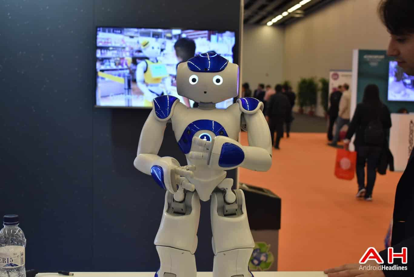 SoftBank Pepper Robot AH 17
