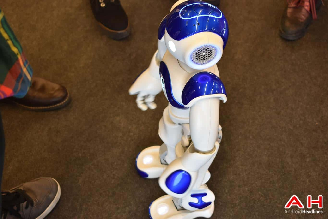 SoftBank Pepper Robot AH 7