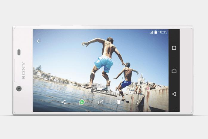 Sony Xperia L1 10