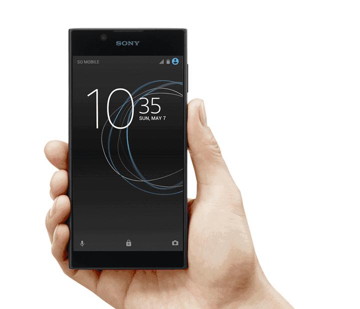 Sony Xperia L1 9