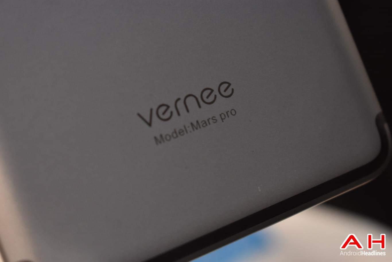 Vernee Mars Pro AH 5