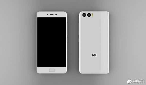Xiaomi Mi 6 white leak 1