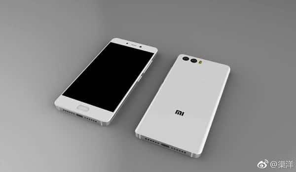 Xiaomi Mi 6 white leak 2