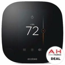 Deal: ecobee3 Wi-Fi Smart Thermostat for $148 w/ Code – 5/23/17