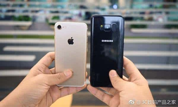 iPhone 7 and Galaxy S8 leak 1