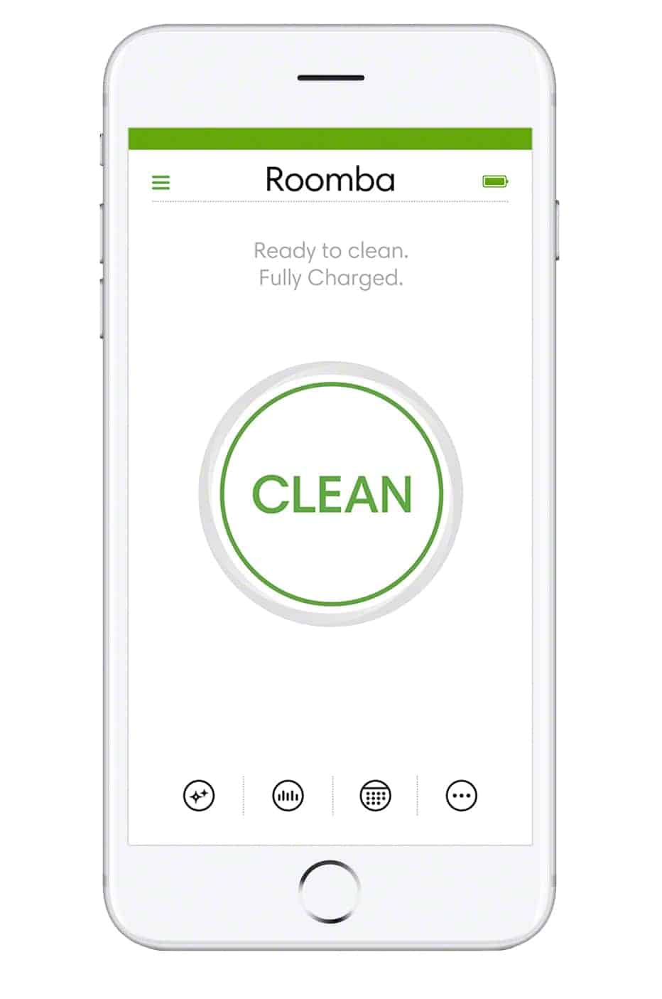 iRobot HOME App Clean Gray