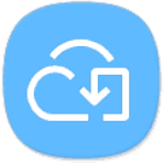 launch icon samsung cloud