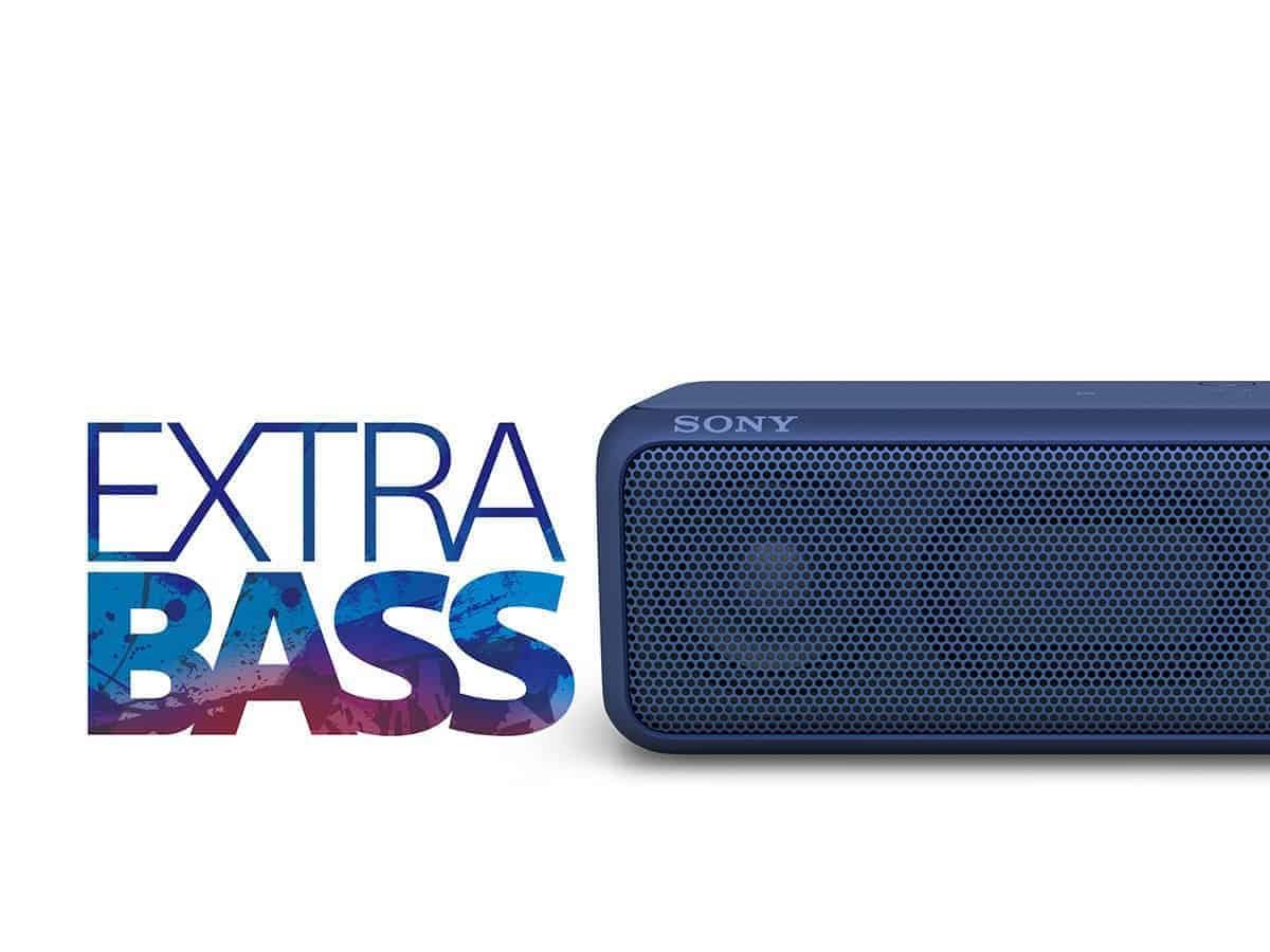 sony srs xb3 extra bass speaker 2