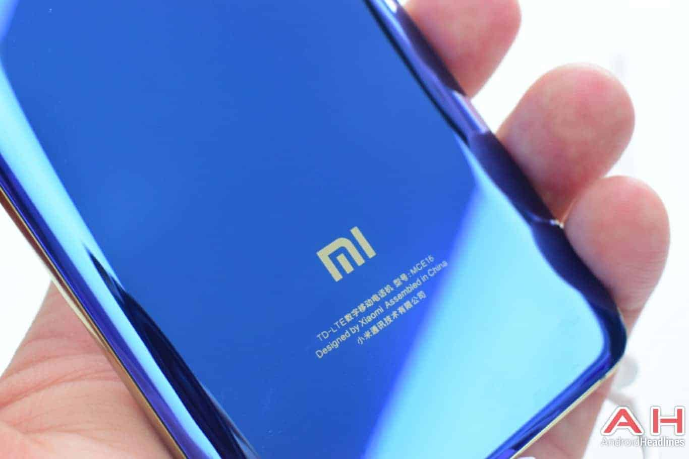 AH Xiaomi Mi 6 hands on 18