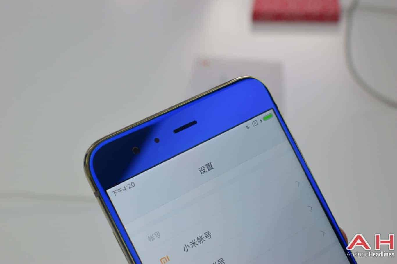 AH Xiaomi Mi 6 hands on 26