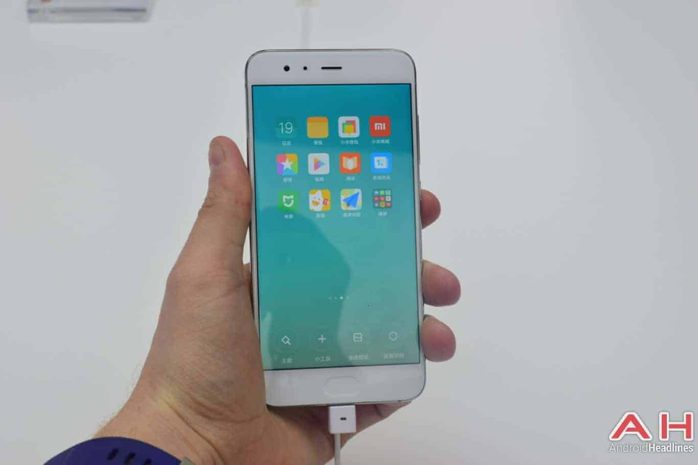 AH Xiaomi Mi 6 hands on 30