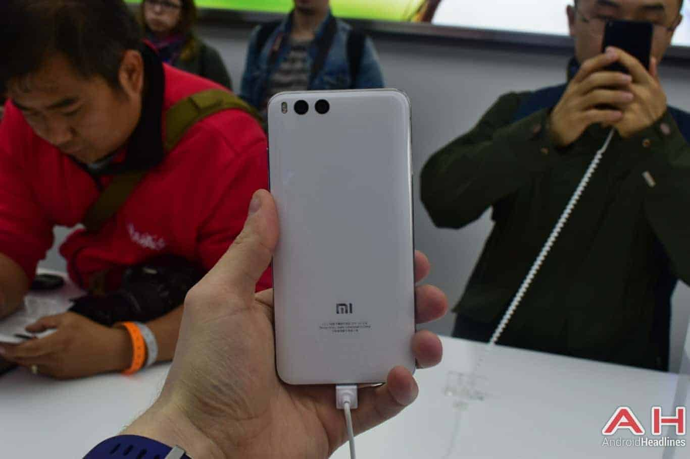 AH Xiaomi Mi 6 hands on 42