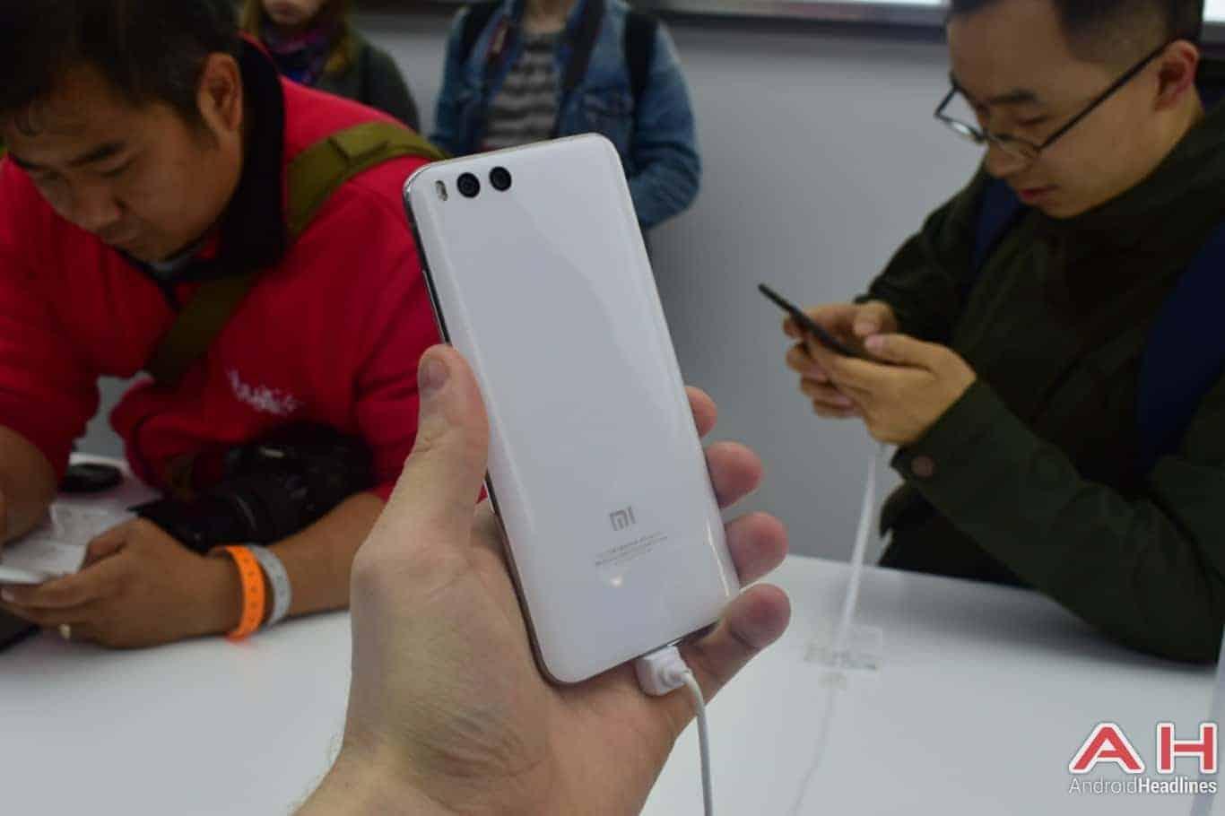AH Xiaomi Mi 6 hands on 43